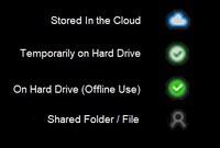 OneDrive Icons