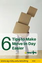 6 Tips to Make Move-in Day Easier