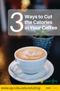 Cut the Cals in Your Coffee