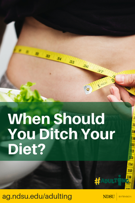 Ditch Your Diet