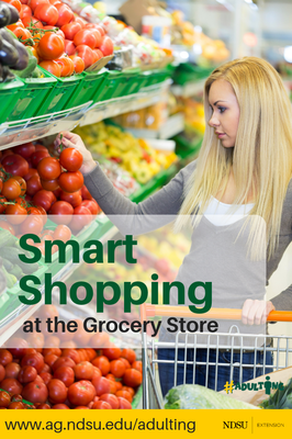 Smart Shopping at the Grocery Store