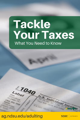 Tackle Your Taxes