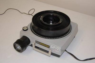 15 Carousel Slide Projector