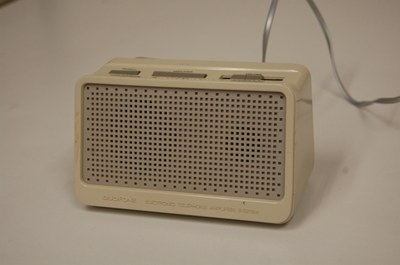 46 Telephone amplification unit (Radio Shack)