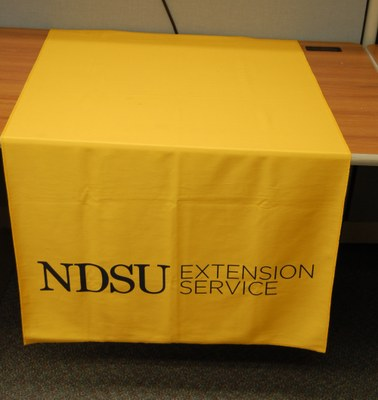 Yellow Ext. Table Runner