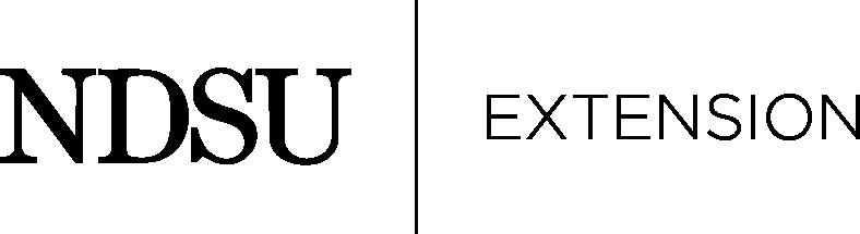 NDSU Extension black png