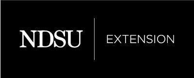 NDSU Extension white on black jpg