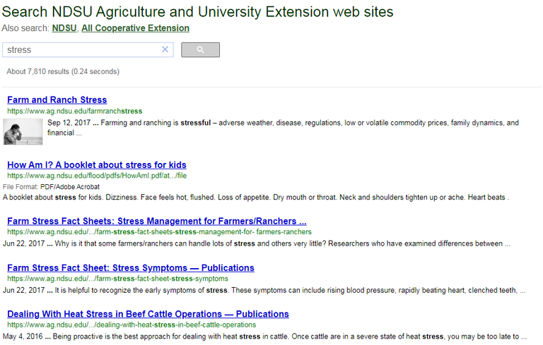 Search results for stress without exclusions or emphasis