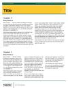 Handout - Color - 2 page - image
