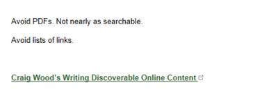 URL linked