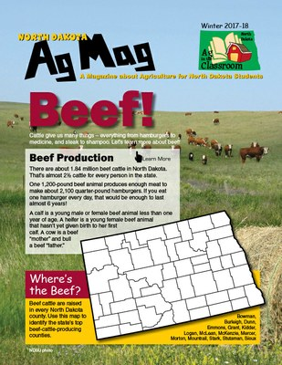 Ag Mag - Beef
