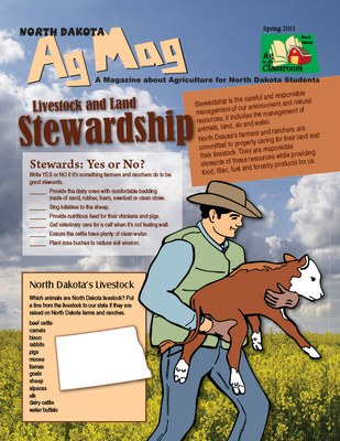 Ag Mag - Livestock and Land Stewardship