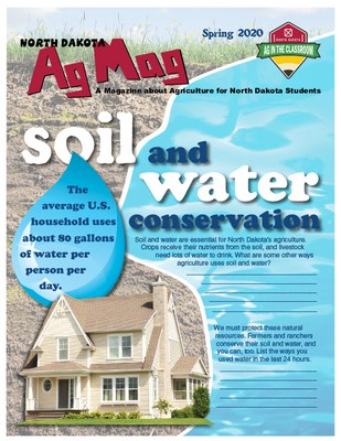 Ag Mag - Soil and Water Conservation