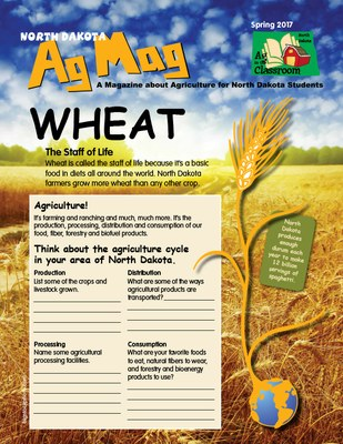 Ag Mag - Wheat