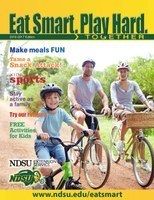 Eat Smart Play Hard magazine cover