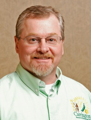 Ron Wiederholt, Area Specialist/Nutrient Management
