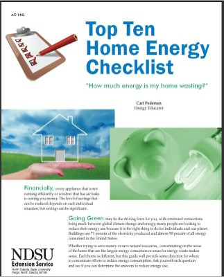 Top Ten Home Energy Savings