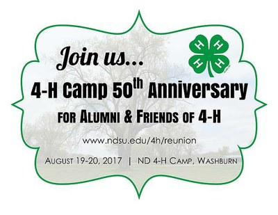 4-H Camp 50th Anniversary