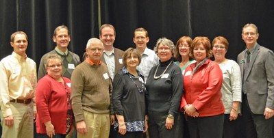Ag and Extension Faculty Staff Awards 2015