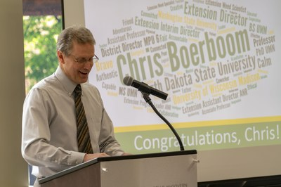Chris Boerboom Retirement Reception