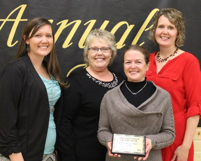 LaMoure County 4-H Organization of the Year 2015