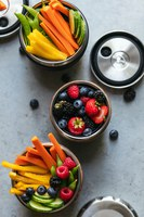 Healthful Snacking on the Go