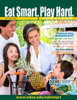 2014-2015 Eat Smart. Play Hard. Together. Magazine