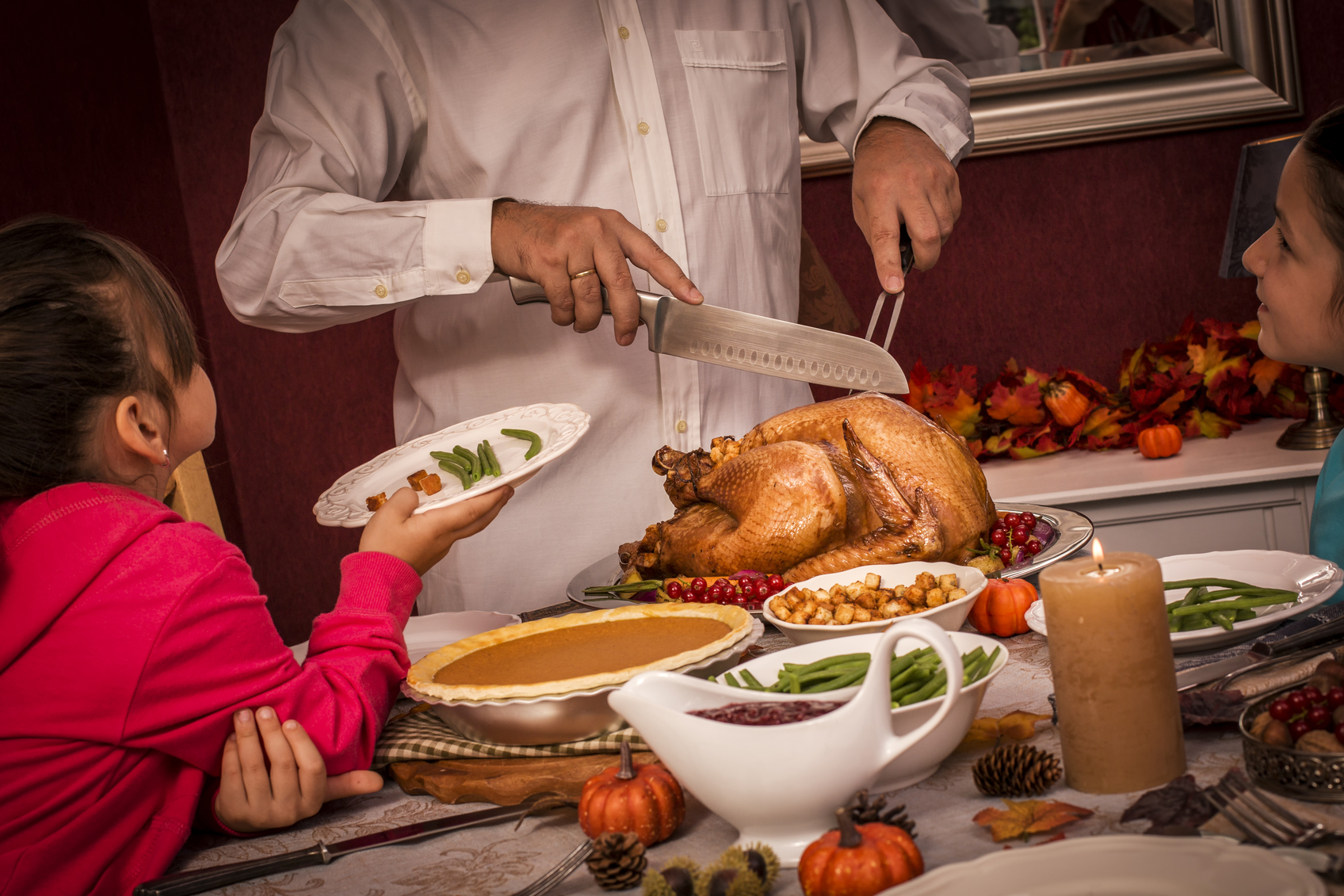 Let Thanksgiving Inspire More Family Meals