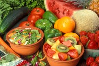 Nourish Your Eyes With Colorful Fruits And Vegetables This Spring