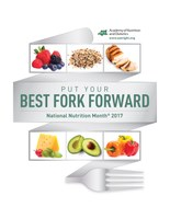 Put Your Best Fork Forward During March, National Nutrition Month