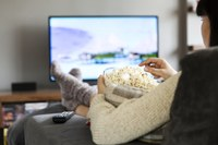 Watch Your Weight While Watching TV