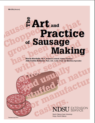 Art and Practice of Sausage Making