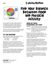 Balance Between Food and Physical Activity