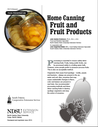 Canning Fruit and Fruit Products