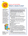 Seniors and Food Safety: What's a Senior to Eat?