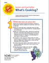 Seniors and Food Safety: What's Cooking?