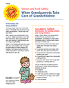 Seniors and Food Safety: When Grandparents Take Care of Grandchildren