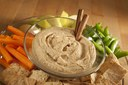 Apple Spice Hummus