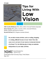 Tips for Living with Low Vision
