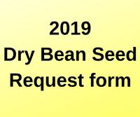Dry bean order