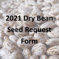 2020 Dry Bean Seed Request Form