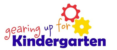 Gearing Up for Kindergarten Logo