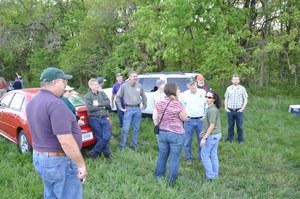 GPTPC group on field trip