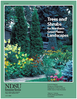 Trees and Shrubs Book Cover