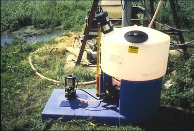 Chemigation Irrigation