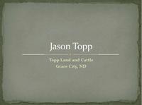 Jason Topp - Title Slide