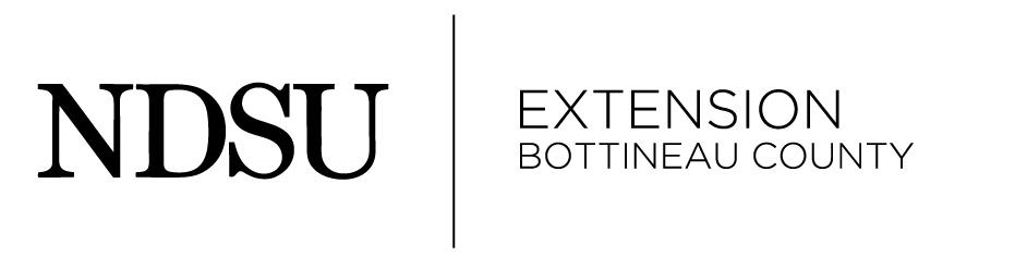 Bottineau County Extension Logo