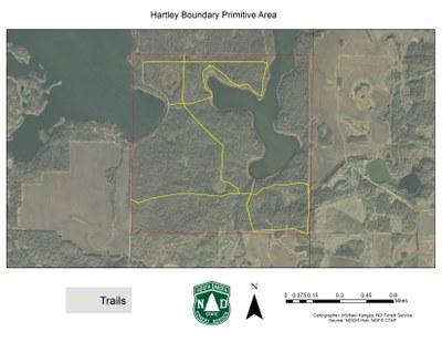 Hartley Boundary Map