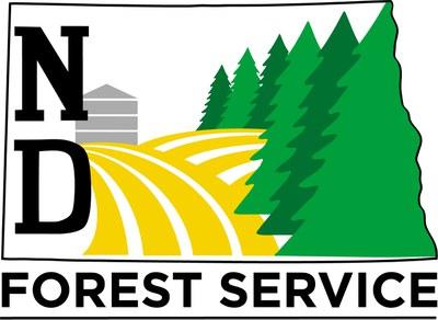 ND Forest Service 2021 logo