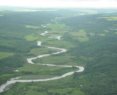 Pembna River and Gorge